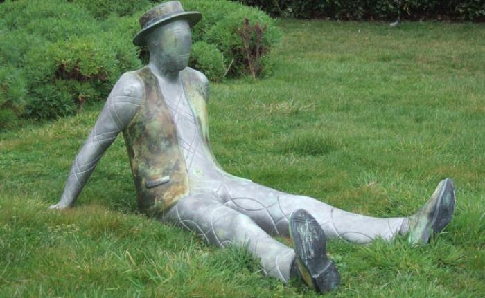 Fred Périmon, le Bouliste, Bronze