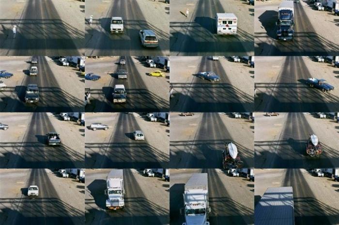 Carretera2, 2003,jet d'encre sur pap. fine art,80x120, 5x,40x60cm,10ex