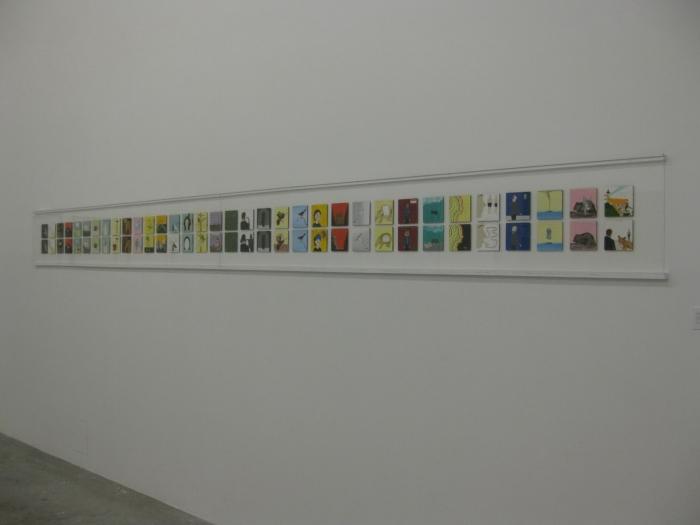Petits panneaux sur bois, Michael Dumontier,Neil Farber