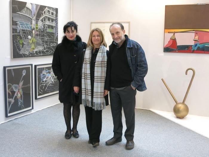 Pilar Albaracin, Curro & Carmen Gonzalez