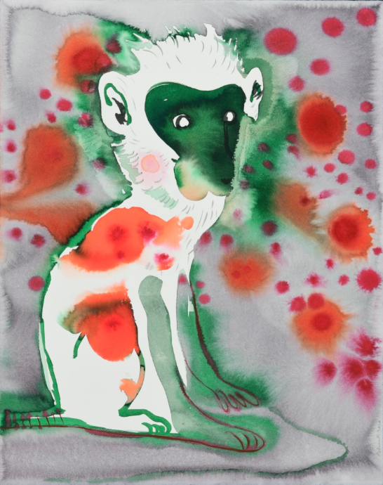 Françoise Pétrovitch, 2020, Courtesy Galerie Keza, Production Organoïde/Institut Pasteur