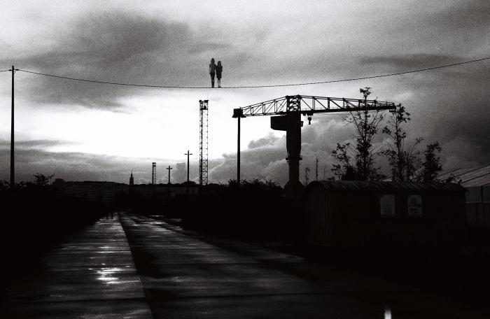 Rêve #1, 2012, jet d'encre sur Canson Baryta,  60X90 cm, 8 ex  Etienne Buraud
