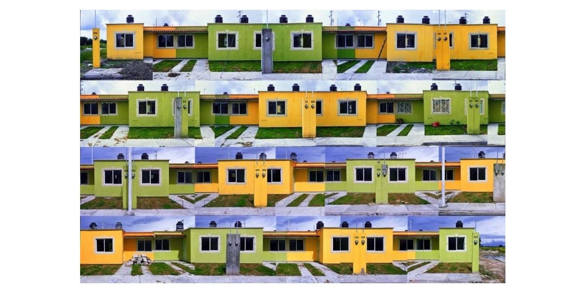 Casitas, 2003, jet d'encre sur papier fine art, 80x125cm,5ex,40x60cm,8ex