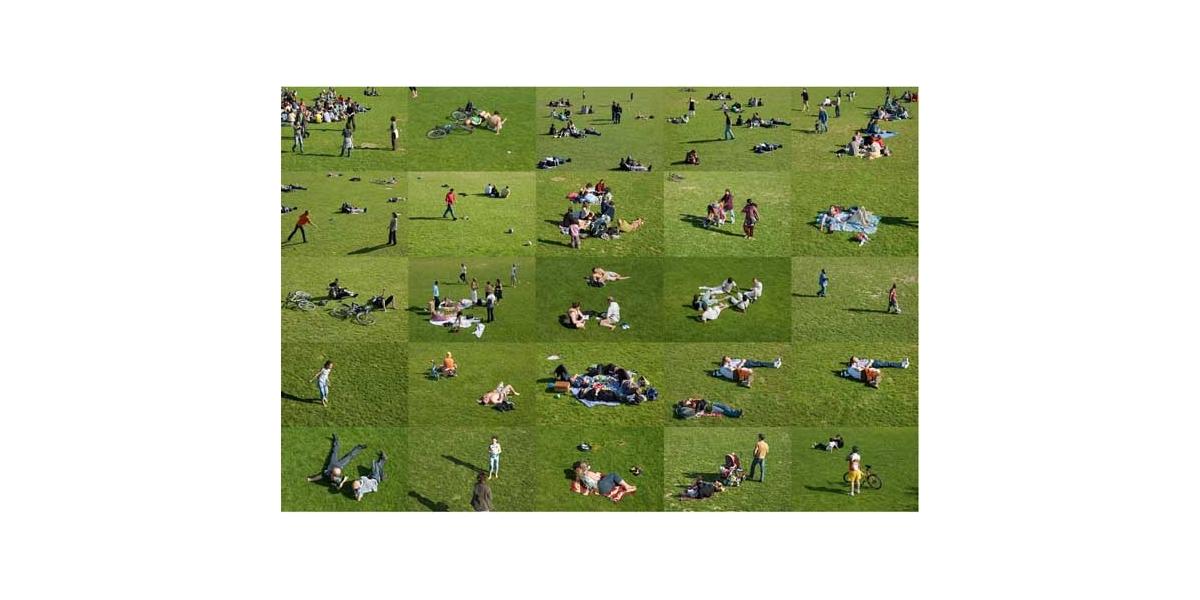 Green, 2008,  jet d'encre sur papier fine art, 107x160 cm, 2ex, 40x60cm, 8ex