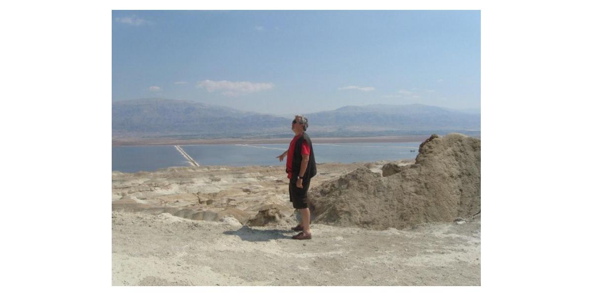 Hervé Di Rosa - 16ème étape autour du monde, Tel Aviv, Israël
