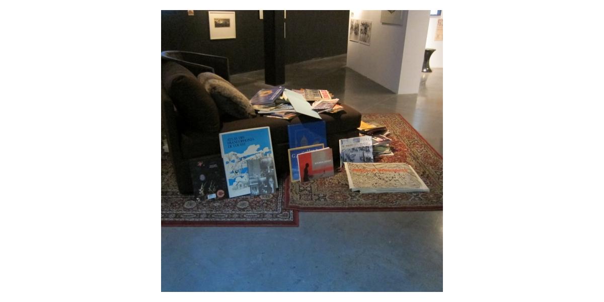 """Vue d'exposition """"My Winnipeg"""", MIAM (Sète)"""