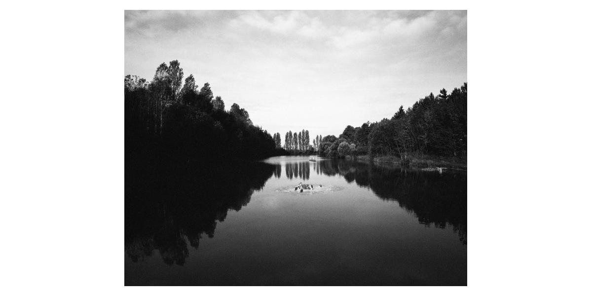 Rêve #10, 2013, jet d'encre sur Canson Baryta,  70X100 cm, 6 ex Etienne Buraud