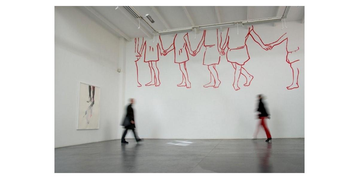 Révérence, Atelier Soardi, Nice, Françoise Pétrovitch