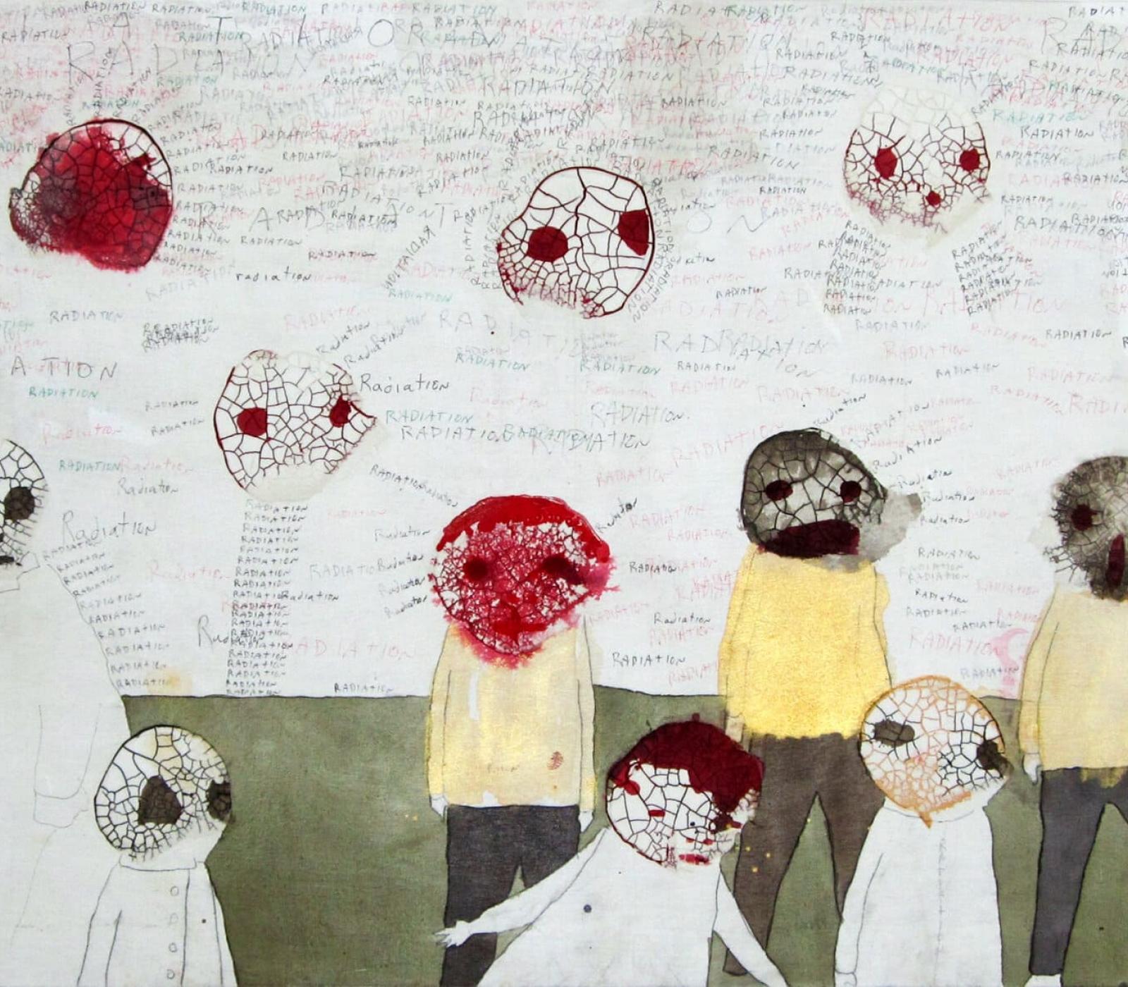 <b>Neil Farber</b>, <em>Sans titre</em>, 2011/ 60x121cm